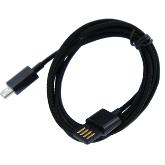 AKG Charging cable for N90 - Black - Charging cable - Hero