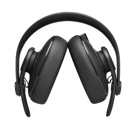 K361 - Black - Over-ear, closed-back, foldable studio headphones  - Detailshot 2