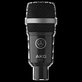 D40 - Black - Professional dynamic instrument microphone - Hero