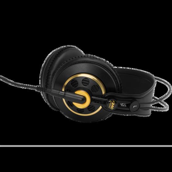 K240 STUDIO - Black - Professional studio headphones - Detailshot 2