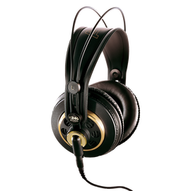 K240 STUDIO - Black - Professional studio headphones - Hero