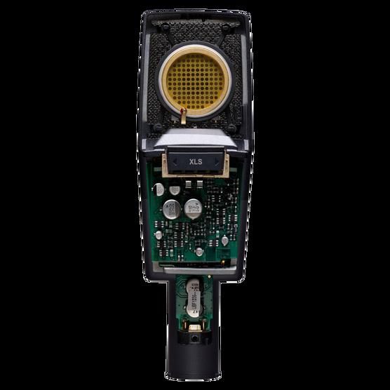 C414 XLS - Black - Reference multipattern  condenser microphone - Detailshot 2