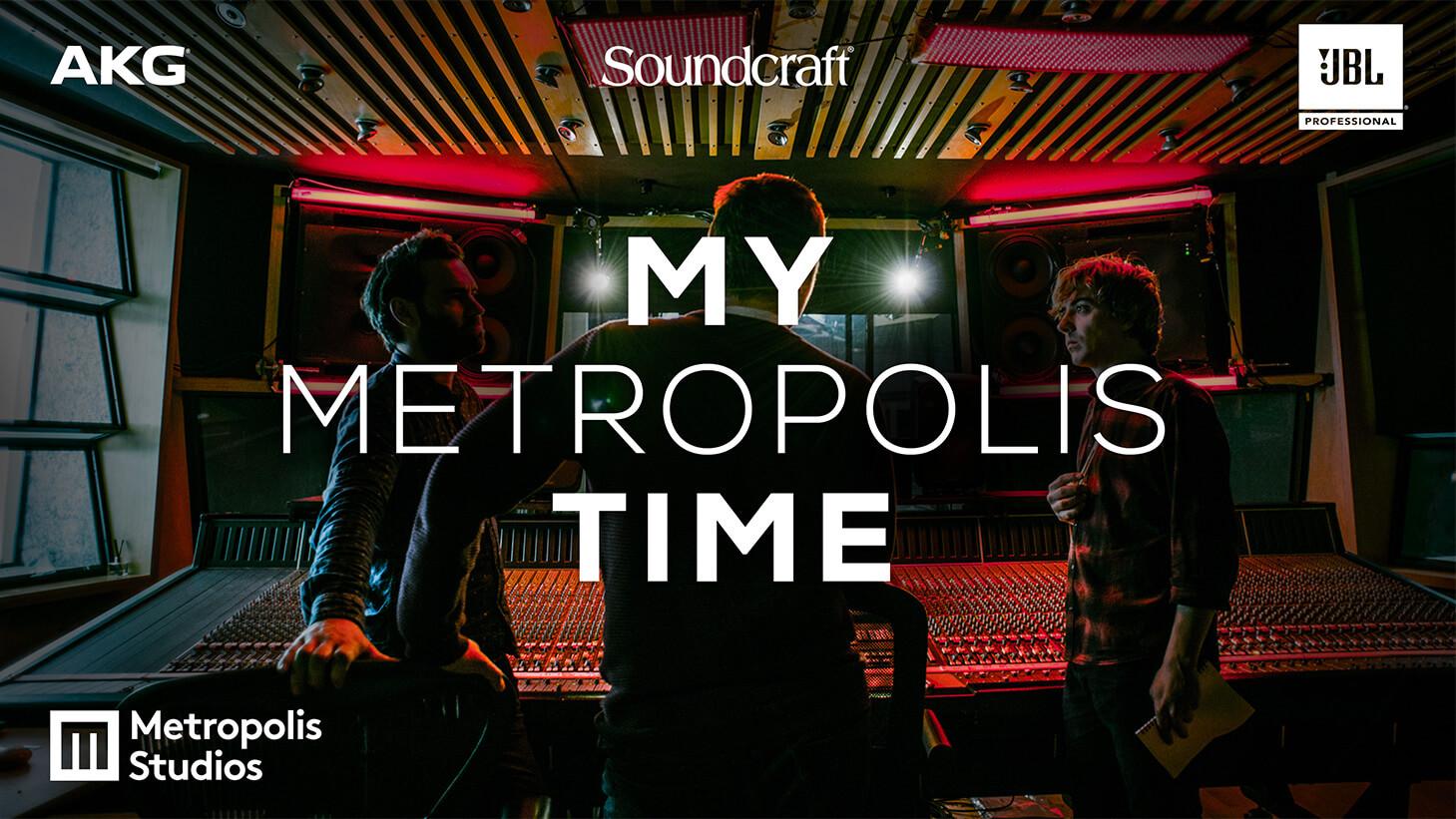 My Metropolis time